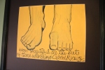 """Beautiful Feet""     Original Size: 16x20"